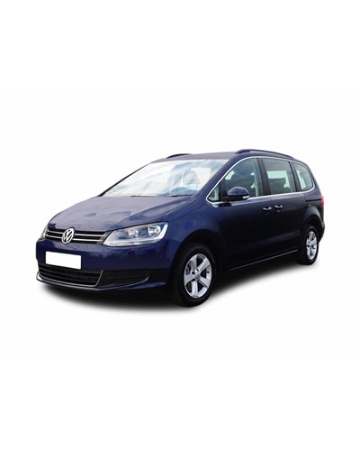 Volkswagen Sharan review