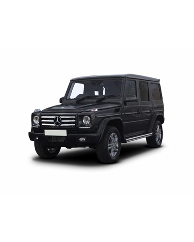 Mercedes-Benz G Class review