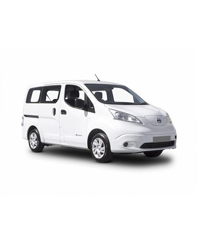 Nissan ENV200 Electric review
