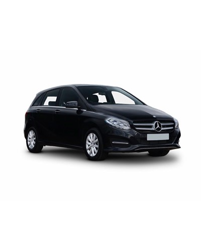 Mercedes-Benz B Class review
