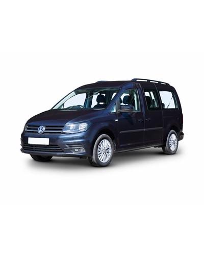 Volkswagen Caddy Maxi Life review