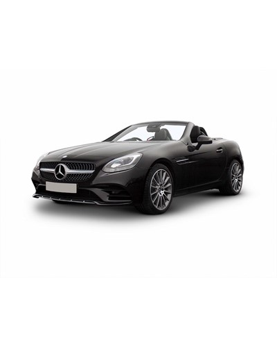 Mercedes-Benz SLC Class review