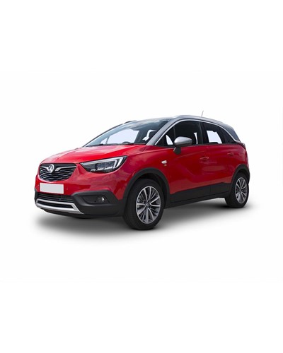 Vauxhall Crossland-X review