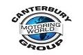 Canterbury Motoring World Family logo
